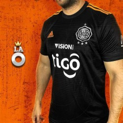 Camiseta Oficial Adidas Olimpia Alternativa