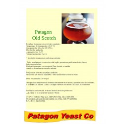 Levadura Patagon Old Scotch yeast