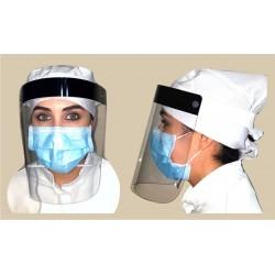 Protectores Faciales de PVC.