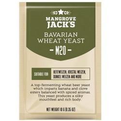 Levadura Mangrove Jack M20  Bavarian Wheat